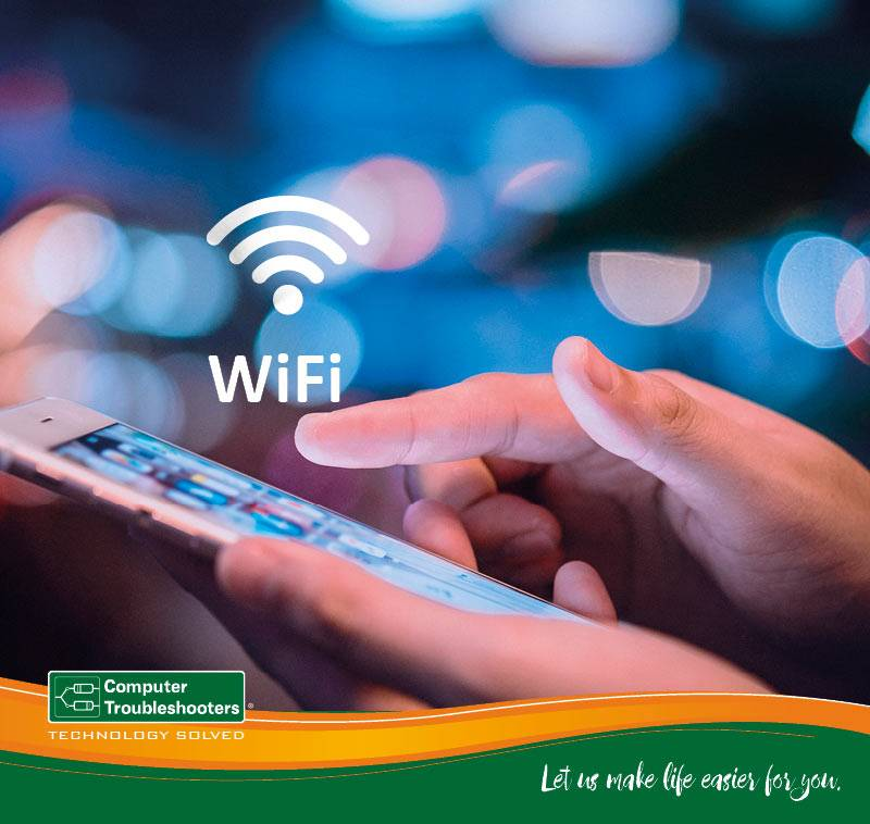 Public Wi-Fi – Stay Safe